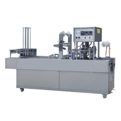 BG32A AUTOMATIC CUP FILL-SEAL-CUT MACHINE WITH SENSOR