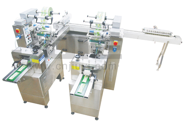 JY-350C-HSII type automation ice cream packaging machine
