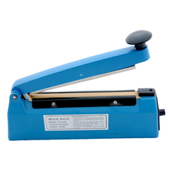 SF Series Hand Sealer is suitable for sealing various plastic films, laminated films and plastic film. There are three machine casing: plastic, iron, aluminum. D-type sealing machines while thermal printing date, C-type machine with a cutter.