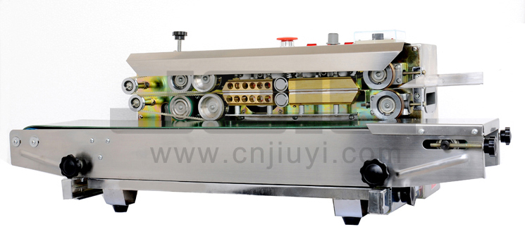 CS-900 Stainless Steel Continuous Film Sealing Machine